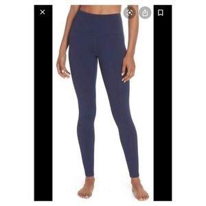 Zella live in high waisted legging size small